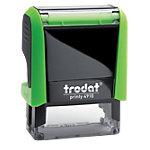 Tampon à encrage automatique Trodat Printy 4910 2 Lignes 9 mm 26 mm Assortiment: bleu, noir, rouge, vert