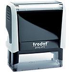 Tampon à encrage automatique Trodat Printy 4.0 4913 5 Lignes 22 mm 58 mm Assortiment