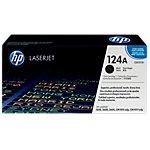 Toner HP D'origine 124A Noir Q6000A