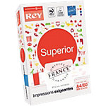 Ramette de papier de 500 feuilles   Rey   Superior Document   A4 80 g