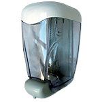 Distributeur de savon à remplissage Steiner System 800 ml Transparent