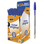Penne BIC Cristal 0,4 mm blu 50 pezzi