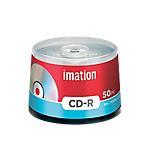 CD R 700 MB 52x Imation spindle da 50 pz
