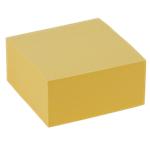 Cubo Office Depot Pastello giallo 76 x 76 mm 75 g