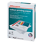Carta Office Depot Color Printing formato A4 grammatura 90 g m2 in risma da 500 fogli