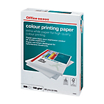 Carta Office Depot Color Printing formato A4 grammatura 100 g m2 in risma da 500 fogli