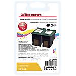 Cartuccia inchiostro Office Depot compatibile hp 344 3 colori c9505ee