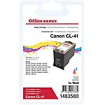 Cartuccia inchiostro Office Depot compatibile canon cl 41 3 colori