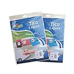 Etichette autoadesive Tico bianco 115 (l) x 150 (h) mm 100 etichette