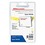 Cartuccia inchiostro Office Depot compatibile epson t0614 giallo t061440