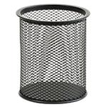 Portapenne Office Depot nero 20 Penne metallo traforato 90 (l) x 100 (h) x 90 (p) mm