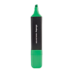 Evidenziatori niceday a scalpello 1,5 mm verde 12 pezzi