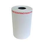 Carta termica per pos 57mm (l) x 18m (l) x 12mm (Ø?) bianco 10 rotoli