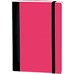 Agenda Settimanale ExaClair Soft&Color 567000Q rosa 15 (h) x 10 (l) cm 1 settimana su 2 pagine