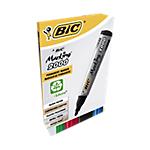Marcatori permanenti BIC Marking 2000 a punta tonda 1.7 mm assortiti 4 pezzi