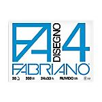 Album da disegno Fabriano F4 24 x 33 cm 200 g