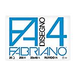 Album da disegno Fabriano F4 33 x 48 cm 200 g