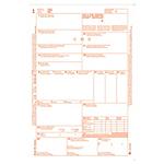 Lettera di vettura internazionale Semper bianco 21 x 31 cm 31 x 21 cm 50 fogli