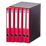 Gruppi di classificatori ACCO Jazz 3 Sestetto rosso cartone 23 (l) x 25,5 (p) x 34,5 (h) cm