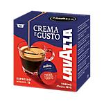 Caffè in capsule Lavazza Crema e Gusto 16 capsule