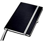 Taccuino Leitz Style 44520094 A5 nero a quadretti 21,1 x 14,5 cm 100 g