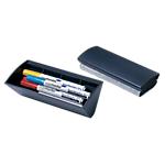 Portamarcatori Legamaster Magnetico grigio 17,5 (p) x 10 (h) cm