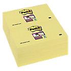 Notes riposizionabili Post it Super Sticky giallo canary senza perforazione 76 x 127 mm 74 g