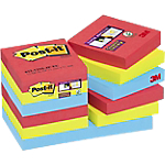 Foglietti adesivi Post it Super Sticky Precious assortiti 51 x 51 mm 74 g