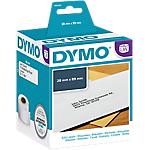 Etichette per indirizzi DYMO 1982991 2,8 (l) x 8,9 (h) cm bianco