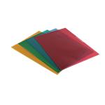 Buste a ''L'' Office Depot A4 colore assortito polipropilene 21,7 (l) x 30,7 (h) cm 25 pezzi