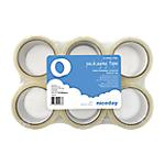 Nastri per imballo Niceday trasparente 40 µm 4,8cm (l) x 66m (l) 6 rotoli