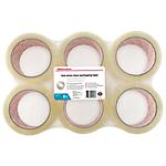 Nastri per imballo Office Depot trasparente 50 µm 48mm (l) x 66m (l) 6 rotoli