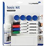 Kit per lavagne bianche Legamaster Basic assortito 10 pezzi