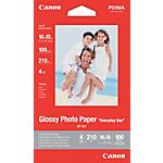 Carta foto Canon GP 501 bianco 100 pezzi
