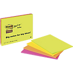 Notes Post it Super Sticky colori assortiti senza perforazione 70 g