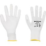 Guanti Honeywell First poliuretano (pu) taglia 9 bianco 10 paia