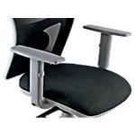 Braccioli opzionali per sedie T ARMS grigio