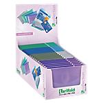 Porta biglietti da visita Tarifold 510299 colori assortiti polipropilene 10,2 (l) x 7,5 (h) cm 24 pezzi