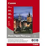 Carta fotografica Canon Plus SG 201 A4 opaca 260 g