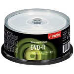 DVD R Imation Printable da 47 GB spindle da 30 pz