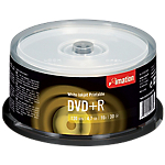 DVDR Imation Printable da 47 GB spindle da 30 pz