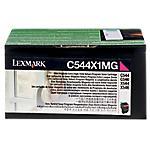 Toner Lexmark originale c544x1mg magenta