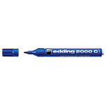 Marcatore permanente edding 2000C punta tonda 1,5 3 mm blu