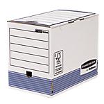 Scatole archivio Fellowes Prima bianco cartone dorso 20.0 cm 10 pezzi