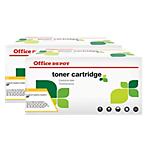 Toner Office Depot compatibile hp 05x nero ce505xd confezione 2