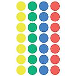 Etichette tonde adesive APLI Agipa assortito 150 (l) x 15 (Ø) mm 140 etichette