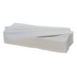 Carta asciugamani Office Depot bianco 0,32m (l) x 24cm (l) 20 pezzi 144 salviette
