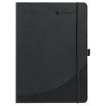 Quaderno Foray A4 nero a righe 29,7 (h) x 21 (l) cm ultime 16 pagine 80 g