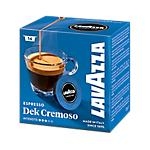 Caffè Lavazza cialde Cremosamente Dek ''A Modo Mio'' 16 pezzi