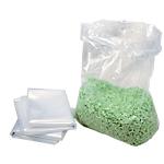 Sacchetti di plastica HSM per distruggidocumenti hsm 2700, 3800, b34, 225.2, 386.2 10 pezzi